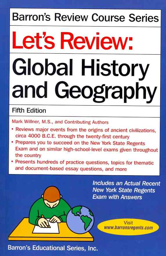 Global History and Geography Power Pack By Willner, Mark